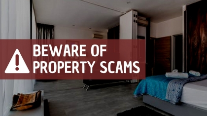 A Tampa Bay Management Company Warning Rental Owners Be Aware of Property Scams-image