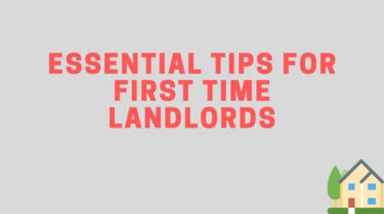 Featured First Time Landlords