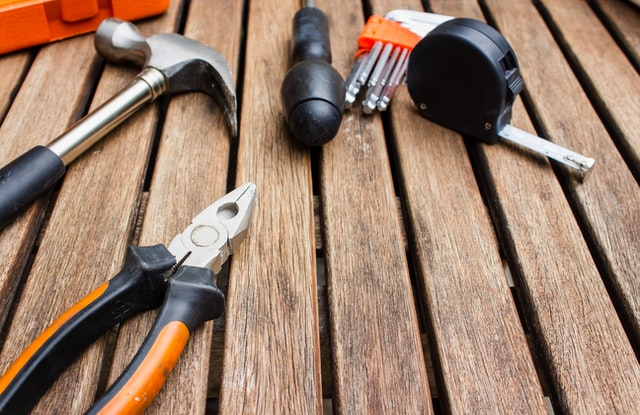 Maintenance on Florida Property