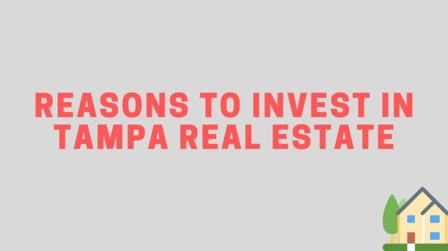 Reasons to Invest in Tampa Real Estate