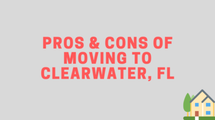 clearwater living pros cons