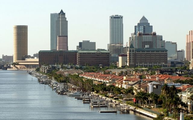 tampa channel district