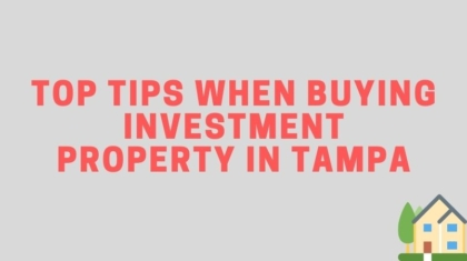 tampa fl investment property